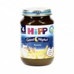 HIPP Head ööd! Teraviljapuder piimasegu ja banaaniga BIO 6x190g
