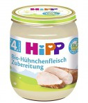 HIPP Kanalihapüree BIO 4+kuud 6x125g