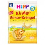 HIPP Laste hirsipulgad BIO 5x30g