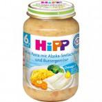 HIPP Mini-pasta merekala ja juurviljadega 8+kuud 6x220g