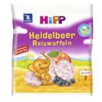 HIPP Mustika  riisivahvlid BIO 7x30g