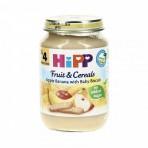 HIPP Õuna-banaanipüree beebiküpsistega BIO 6x190g