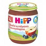 HIPP Õuna-mustikapüree BIO 6x125g