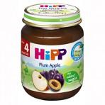 HIPP Õunapüree ploomiga BIO 6x125g