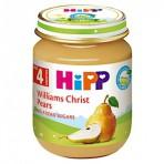 HIPP Pirnipüree Williams BIO 6x125g