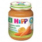HIPP Porgandipüree kartuliga BIO 4+kuud 6x125g