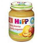 HIPP Puuvilja magustoit BIO 6x125g