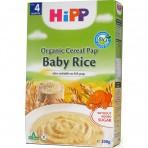 HIPP Riisipudrupulber BIO 6x200g