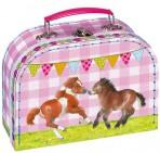 Hobusesõprade väike mängukohver