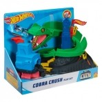 Hot Wheels kobra mängukomplekt