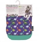 CuddleCo Comfi-Cush jalutuskäru istmekate Dinosaurus