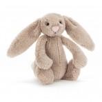 Jellycat pehme jänes Bashful Bunny beez VÄIKE