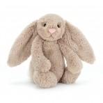 Jellycat pehme jänes Bashful Bunny beez KESKMINE