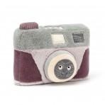 Jellycat pehme fotokaamera Wiggedy