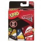 Kaardimäng UNO Cars3
