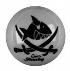 Sharky värvimuutev põrkepall