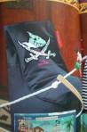 Kapten Sharky kott-tool