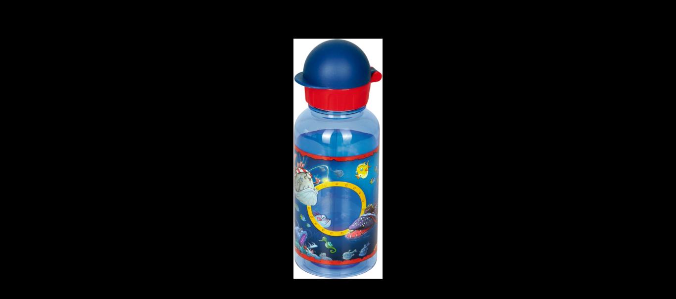 Kapten Sharky joogipudel suletava korgiga Süvameri