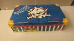 Kapten Sharky pappkarp