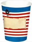 Kapten Sharky papptopsid 6tk