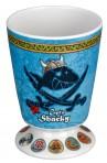 Kapten Sharky peeker melamiinist