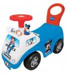 Kiddieland pealeistutav auto Mickey politsei