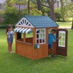KidKraft laste õue mängumaja Garden View UUS!