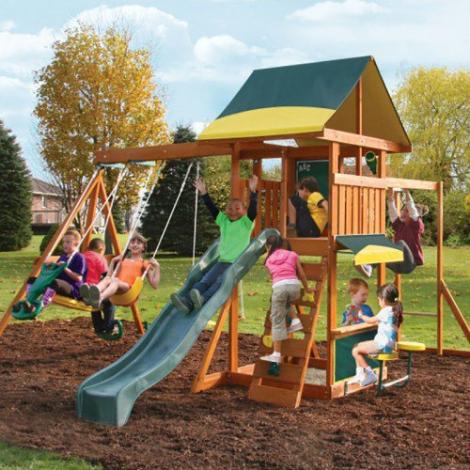 KidKraft laste õuemängukeskus Brookridge UUS!