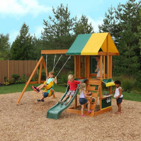 KidKraft laste õuemängukeskus Sun Bistro
