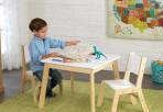 KidKraft laud ja kaks tooli Modern
