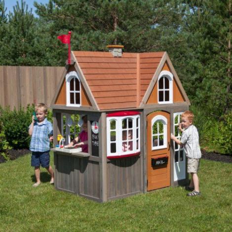 KidKraft laste õue mängumaja Greystone Cottage UUS!