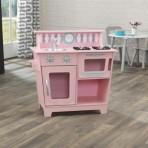 KidKraft väike mänguköök Classic roosa