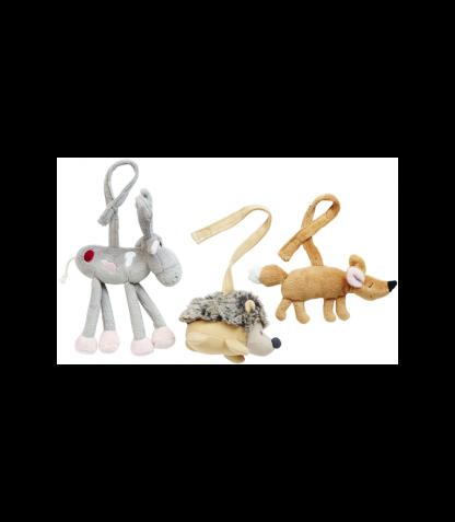 Kids Concept pehmed riputatavad mänguasjad Edvin puidust mängukaarele Neo
