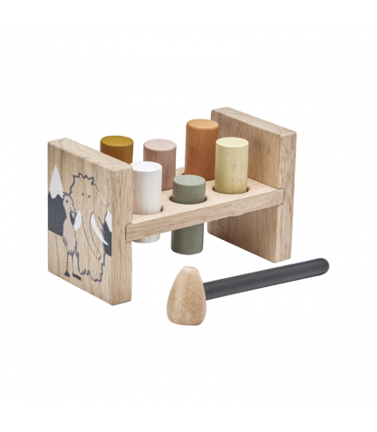 Kids Concept puidust kopsimismäng Neo