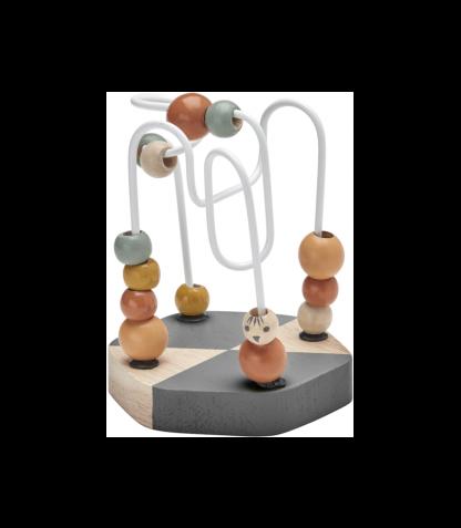Kids Concept puidust mini motoorikakeskus Neo