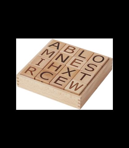 Kids Concept puidust täheklotsid Neo