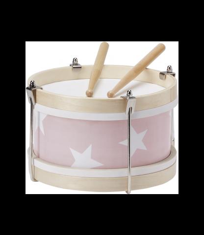 Kids Concept trumm roosa