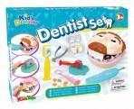 KidsDough voolimisvaha komplekt Hambaarst