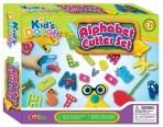 KidsDough voolimiskomplekt Tähestik