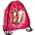 Hobusesõprade seljakott-sussikott