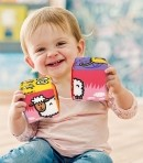 Ks Kids pehmed kuubikud Sobita ja kuula- Loomad