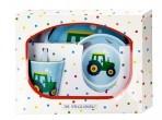 Kui ma kord kasvan suureks melamiinist nõude kinkekomplekt Traktor