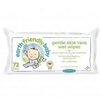 Lansinoh® Aloe Vera niisked salvrätikud 72tk