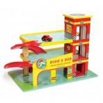 Le Toy Van autogaraaz Dinos
