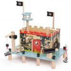 Le Toy Van piraatide kindlus