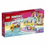 LEGO Juniors Andrea ja Stephanie rannapuhkus