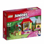 LEGO Juniors Lumivalgekese metsamajake