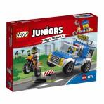 LEGO Juniors Tagaajamine politseiautoga