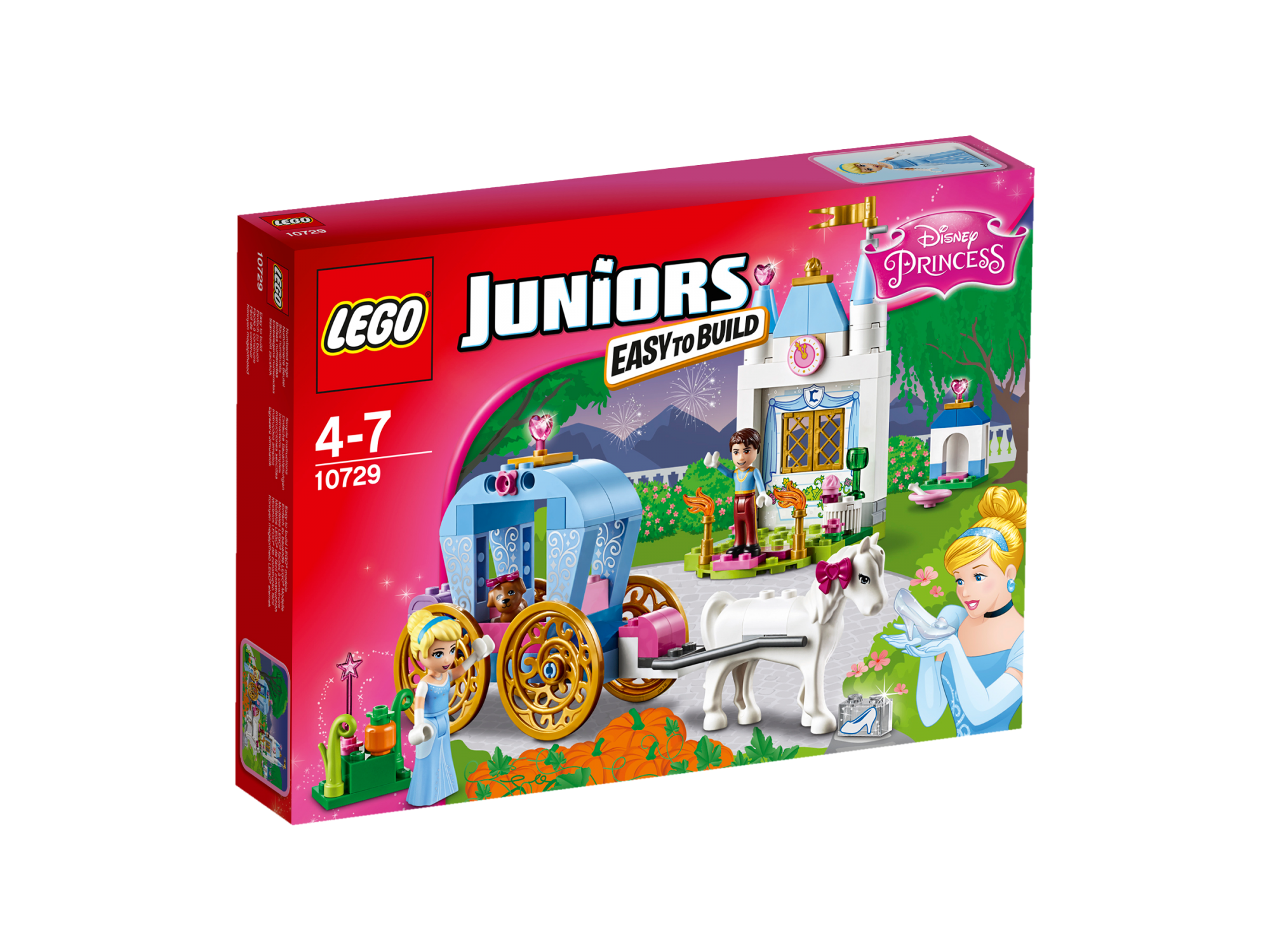 ca085c3cc11 LEGO Juniors Tuhkatriinu tõld