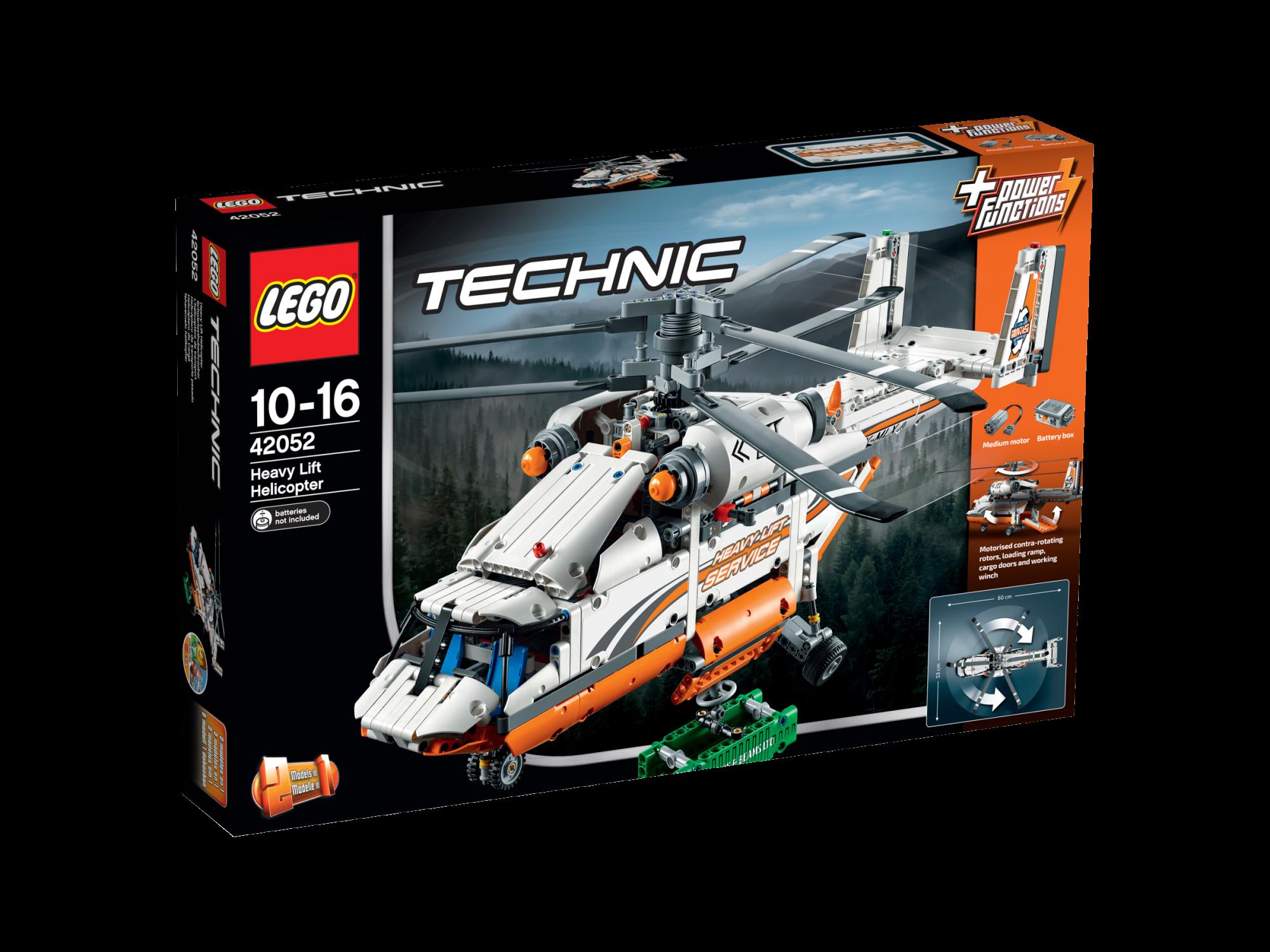 LEGO Technic Raske helikopter